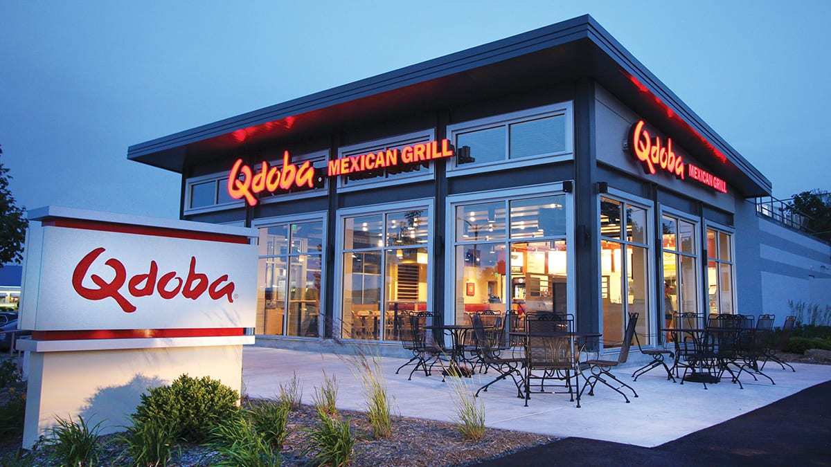 Qdoba Mexican Grill Layton Street - The Redmond Company